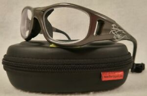 8752dbc5f3 Image is loading Hilco-Leader-C2-Sports-Glasses-Goggles-Protective-Rx-