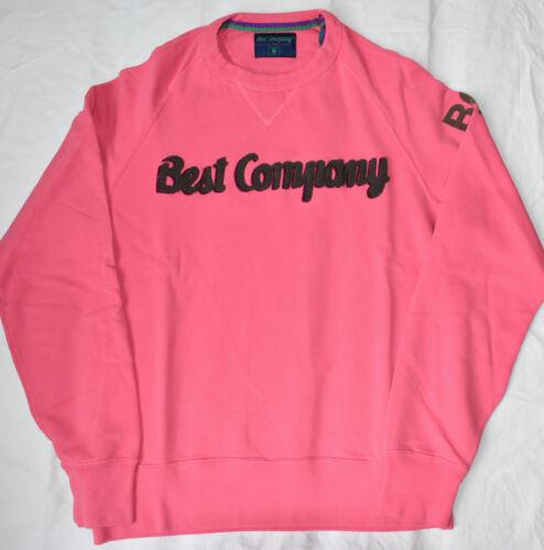 Felpa Company In Rose Best 1982 692010 Various Sizes Girocollo xp7Cq4qEcw