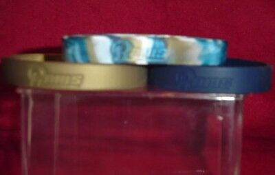 Forever Collectables Los Angeles Rams Bracelets