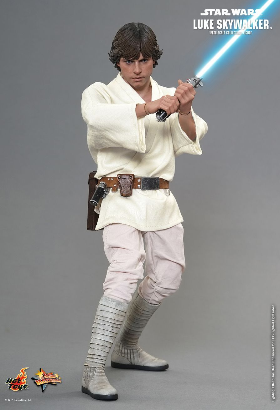Hot Toys 1/6 Star Star Star Wars Episode IV 4 A New Hope Luke Skywalker MMS297 Japan 0d68f7