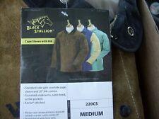 Revco Black Stallion 220cs Medium Welding Jacket Cape Sleeve Bib Combo