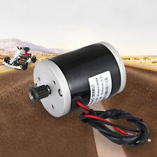 Electric motor BY6812 150W 12 V DC 0.56Nm 2700rpm Radiator W// Belt Cooling fan