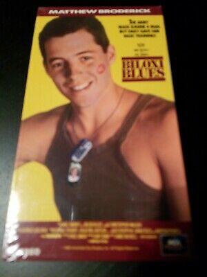 Biloxi Blues Vhs Tape New 96898079938 Ebay