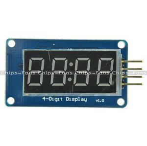 1-2-5-10-Arduino-TM1637-4Bits-Digital-Tube-LED-Display-Module-With-Clock-Display