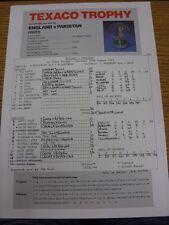 20/08/1992 Cricket Scorecard: England v Pakistan [At Trent Bridge] (Written Resu