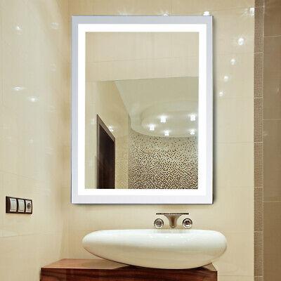 Bathroom Mirror Illuminated