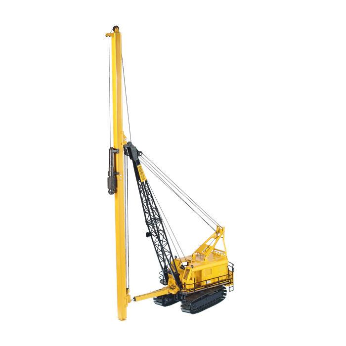 NZG art.596 Weser capanna W 180 divertimentoE escavatore con rammeinrichtung 1 50