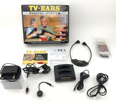 Tv Ears 11841 5 0 Dual Digital Headphone System