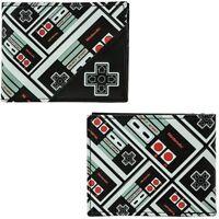 Nintendo Nes Controller All Over Print Bi-fold Wallet