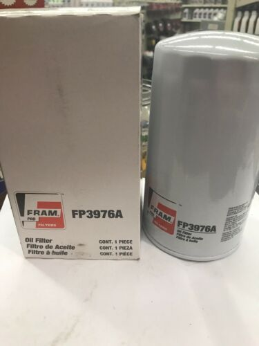 Engine Oil Filter-Spin-On Full Flow Oil Filter Fram Pro FP3976A