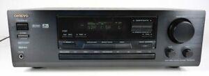 Onkyo-TX-DS474-Dolby-Digital-Receiver-in-schwarz-FB-Zub-12-Monate-Garantie