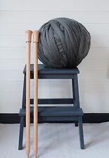 4kg Mid Grey Mammoth® Giant Arm Knitting Yarn Extreme Bulky Woolly Mahoosive