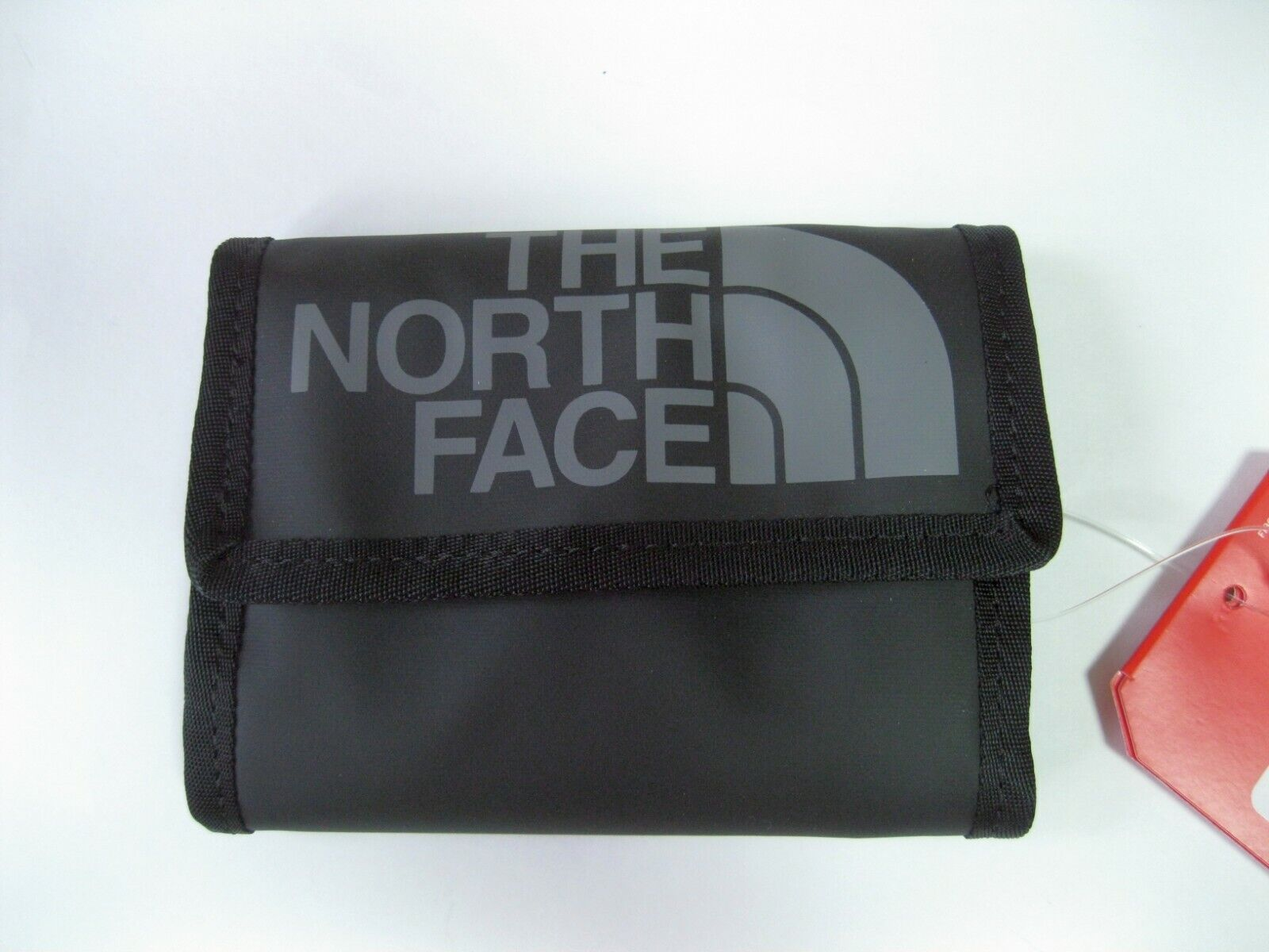 The North Face Base Camp Wallet Black Travel Summer Men Women Outdoor Fishing