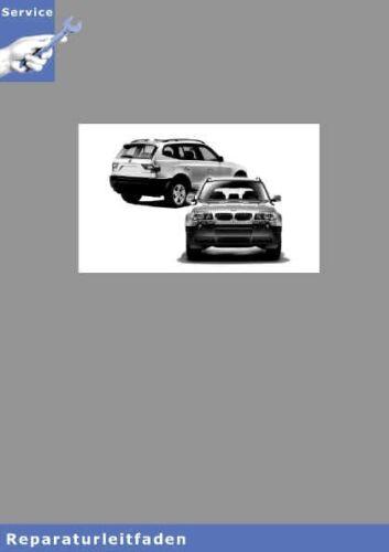 telaio Officina Manuale BMW x3 e83 04-10