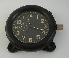 Zchz Zlatoustovskie Russian Soviet USSR Military Tank Cockpit Clock #3454