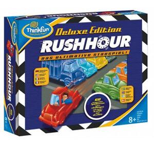 das bild wird geladen rush hour deluxe rushhour stauspiel denkspiel autospiel knobelspiel