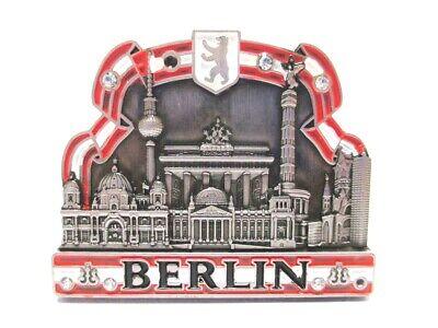 Berlin Metall Magnet Souvenir Brandenburger Tor Dom Reichstag Siegessäule In Verschiedenen AusfüHrungen Und Spezifikationen FüR Ihre Auswahl ErhäLtlich