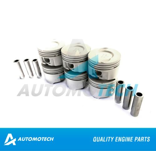 Piston Set For Ford Windstar Thunderbird Sable 3.8L SIZE 040
