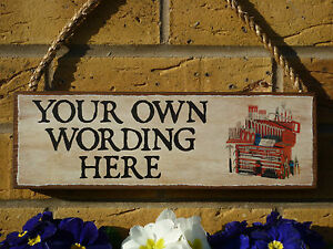 PERSONALISED-SHED-SIGN-TOOL-BOX-SIGN-WORKSHOP-SIGN-GARAGE-SIGN-CLASSIC-CAR-SIGN