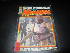 FAMOUS MONSTERS #165 RARE 2ND APPEARANCE OF BOBA FETT!!!! SEE THE PICS!!!