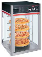 Hatco Fsdt 1 120 Qs 1 Door Revolving Pizza Display Cabinet With 4 Tier Circle Rack