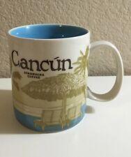 STARBUCKS Cancun City Series Icon Mug - Brand New