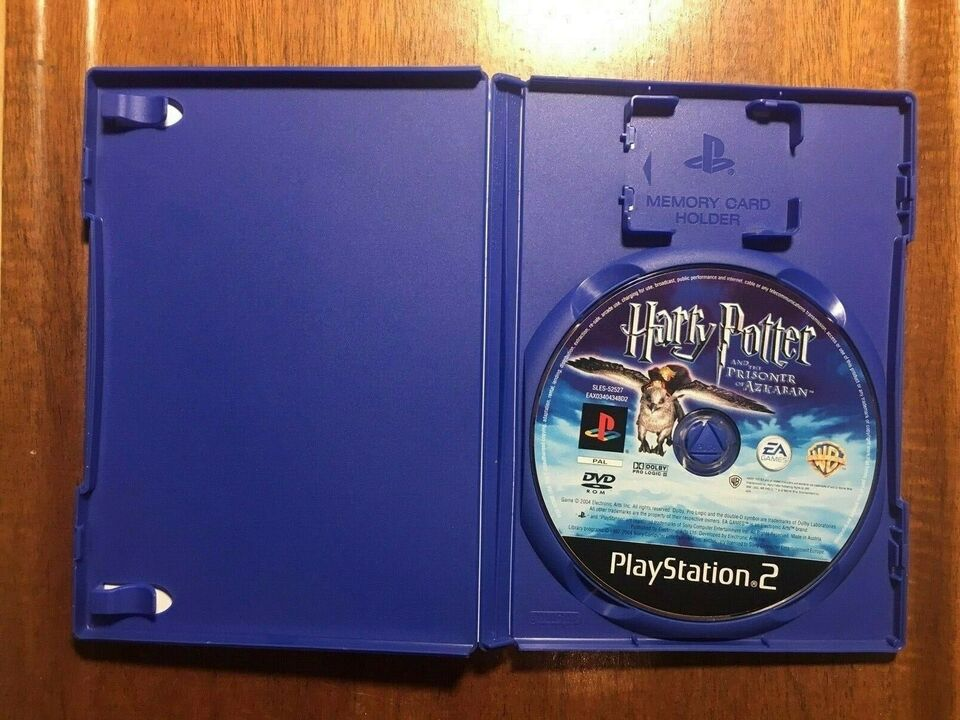 Harry Potter og Fangen Fra Azkaban, PS2, anden genre