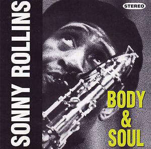 Sonny-Rollins-Body-Soul-Jazz-Line-JLCD-61003-CD