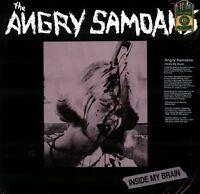Angry Samoans - Inside My Brain [new Vinyl] Colored Vinyl, Ed on Sale