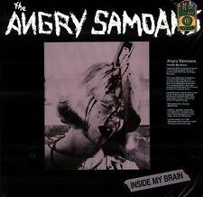 Inside My Brain [EP] by Angry Samoans (Vinyl, Apr-2014, Drastic Plastic Records)