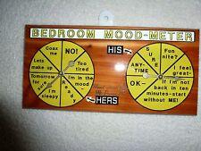 Bedroom Mood-Meter Adult Games