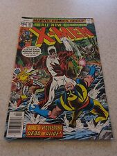 Uncanny X-Men  109  VF/NM  9.0  High Grade  1st Weapon Alpha   Wolverine