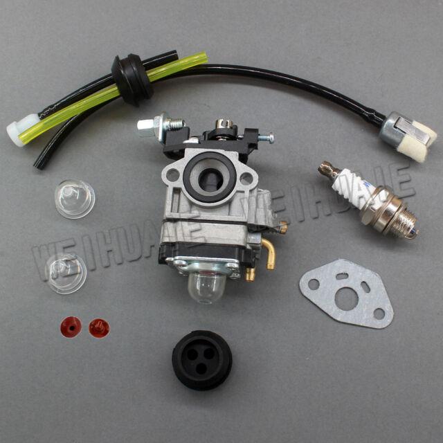 s l640 carburetor for motor red max bc4400dw bc4401dw string trimmer fuel