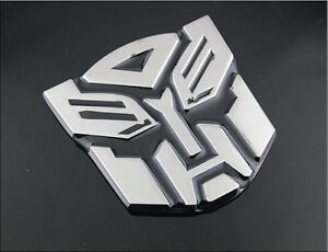 Transformers-Autobot-3D-Metal-Logo-Emblem-Badge-Car-Decal-Truck-Car-Body-Sticker