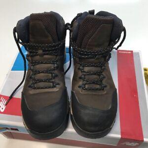 New Balance Mens 989 Work Boots Brown