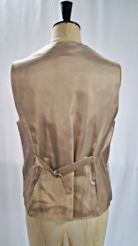 maat vest Paul beige Dressuur Dames 14 door UK Costelloe w0Sw5IqX