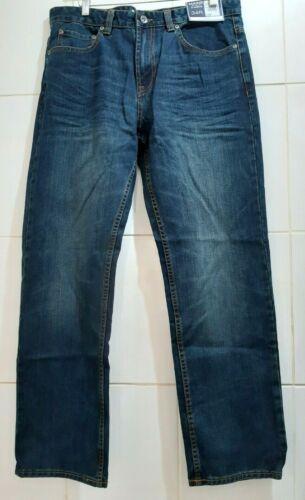 NEW Maine New England Classics Regular Fit Blue Denim Jeans 34R