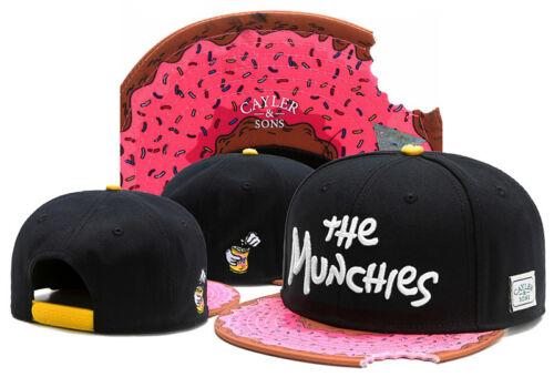 Hip Hop Men Women CAYLER SONS Snapback adjustable Baseball cap street sun DJ Hat