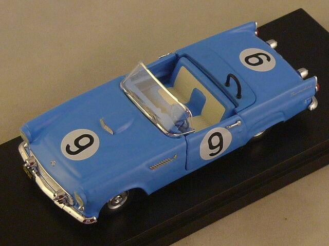Rio 4371 - Ford Thunderbird N 9 Sebring - 1955    1/43