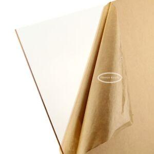 """Dark Gray//Smoke Transparent Acrylic Plexiglass sheet 1//4/"""" x 24/"""" x 47/"""" #2074"""
