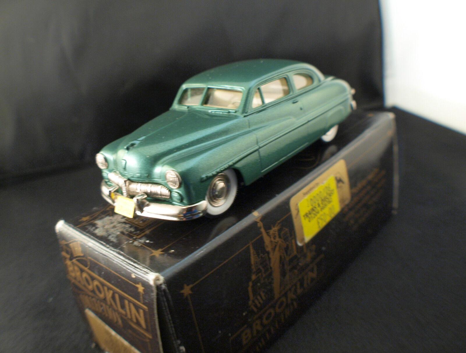 Brooklin Brk 15 Ford Mercury 1949 2 Puerta Coupé Nuevo en Caja Raro