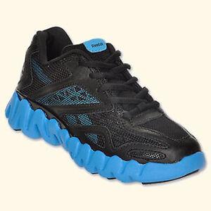 45b9476754c31 Reebok Kids Shoes Zig Tech Zigsonic Black ps Little Kids Sz 10.5 ...