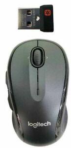 Logitech-Marathon-M510-Wireless-Desktop-Laser-Mouse-Unifying-Receiver-OEM-Black