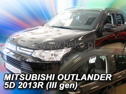 Heko 23368 derivabrisas 4 pzas Mitsubishi Outlander 5 türig año a partir de 2012