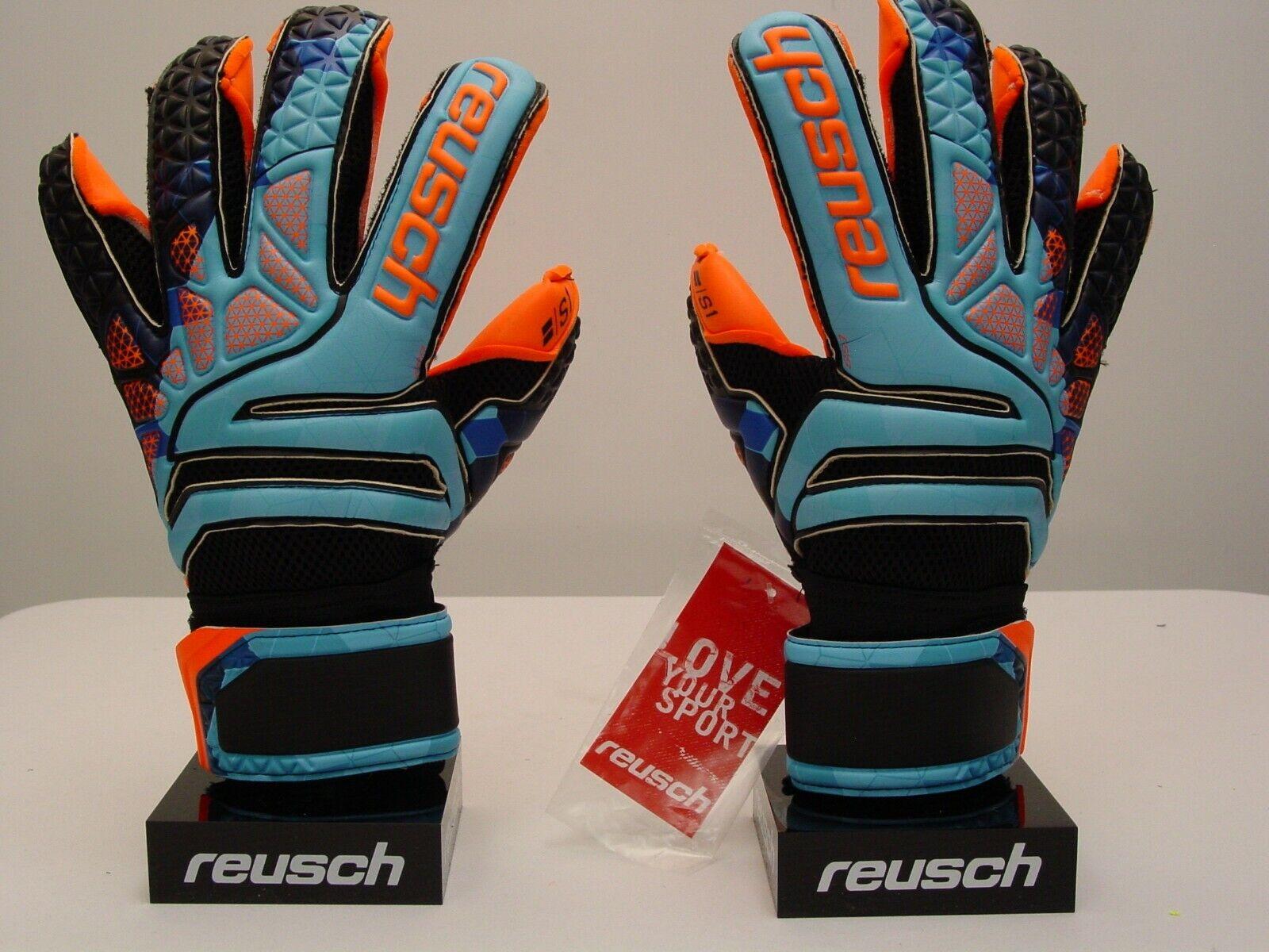 Reusch Football Gardien de But Gants Prisma S1 Evolution Ltd 3870038s Sz 9 Doigt