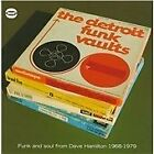Various Artists - Detroit Funk Vaults (Funk and Soul from Dave Hamilton 1968-1979, 2012)