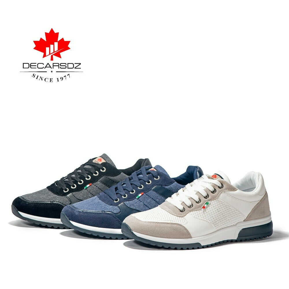 Men Running shoes Sneakers Decarsdz Breathable Sports Athletic Walking Outdoor
