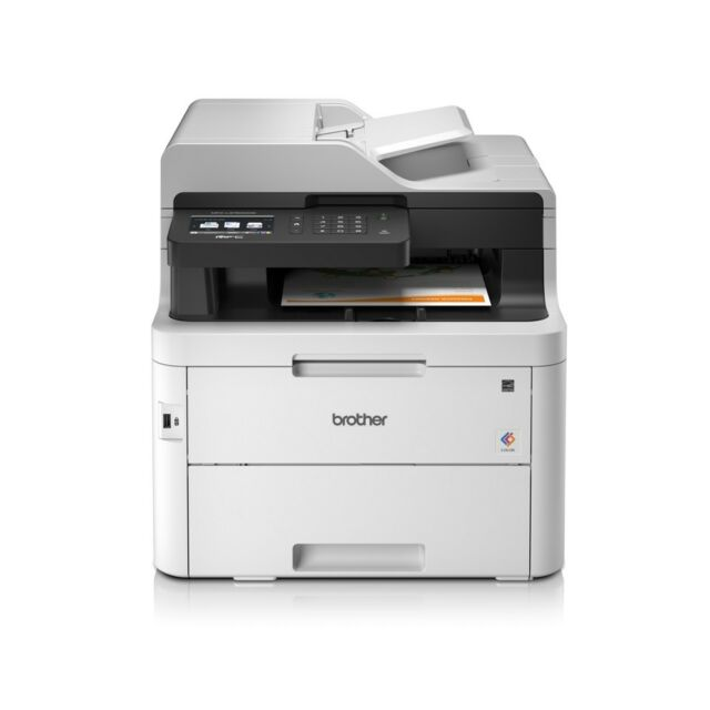 Brother MFC-L3750CDW Farblaser-Multifunktionsgerät A4, 4in1, Kopierer, Scanner