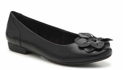 B. O. flats C. by Born Emalia flats O. nero slip on floral detail sz 8 Med NEW 17b8ac