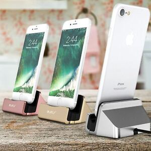 f r iphone x 8 7 docking station ladeger t ladestation mit. Black Bedroom Furniture Sets. Home Design Ideas
